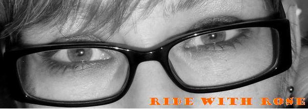 Ride with Rose: In de wolken