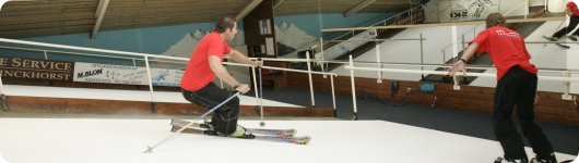 Wintersport en krachttraining