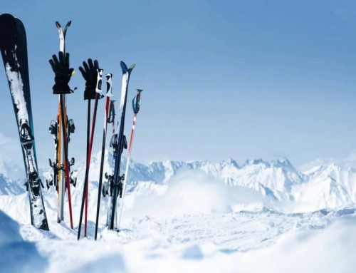 Wintersport; Check je materiaal!