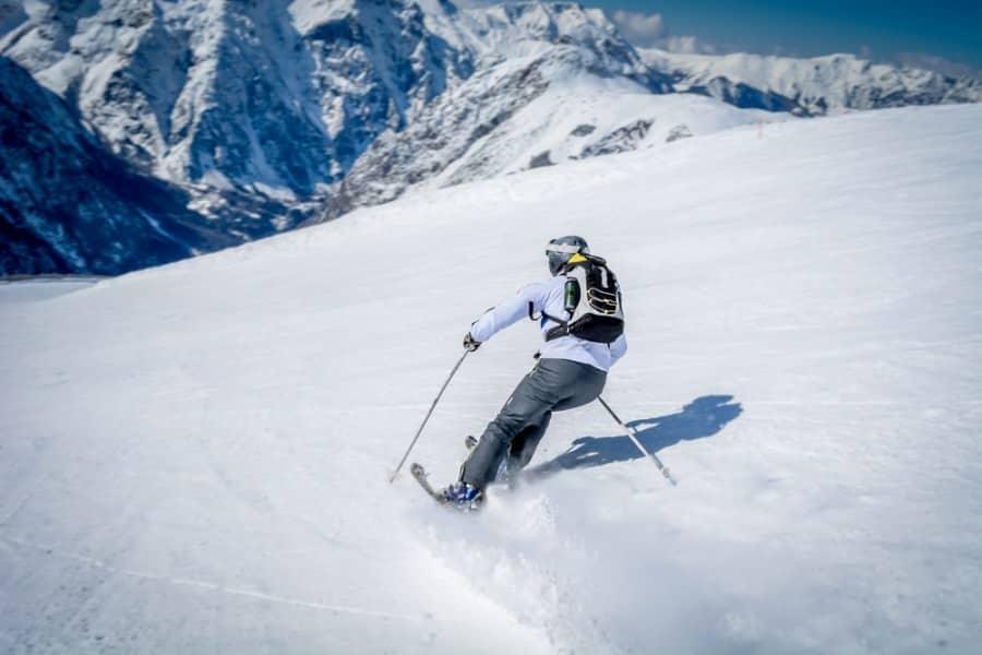 wintersport training