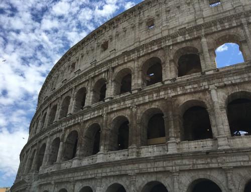 Sport en Gezondheid in de stad Rome van het jaar Nul