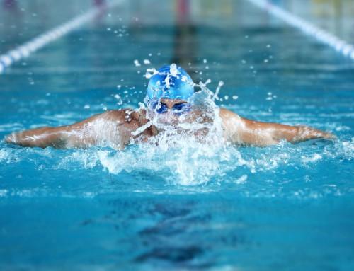 Zwemtechniek en krachttraining video's van Ian Thorpe
