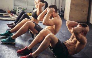 afvallen sportschool