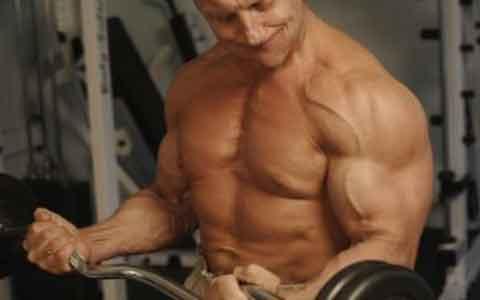 Training en voedingsschema: Spiermassa gevorderde ervaring 1 tot 3 keer per week trainen
