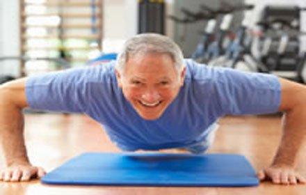 Krachttraining helpt diabetes voorkomen en genezen