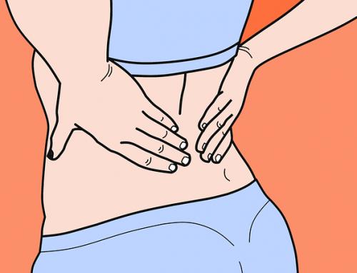 Lage rug blessures