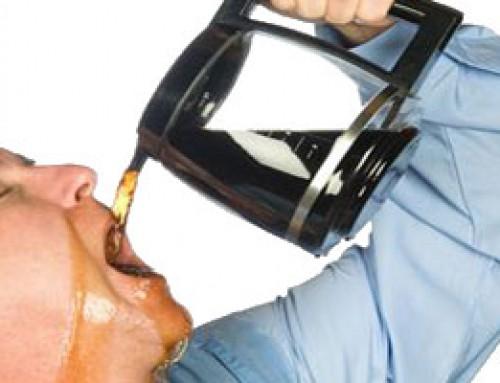 Cafeine als effectieve fatburner