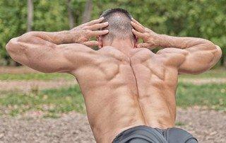 lower back oefening