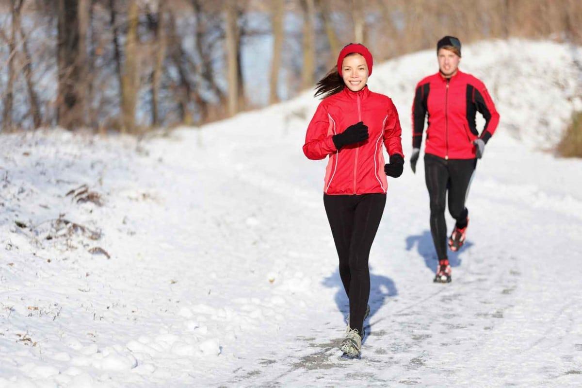 Hoe kun je buiten blijven sporten in de winter?