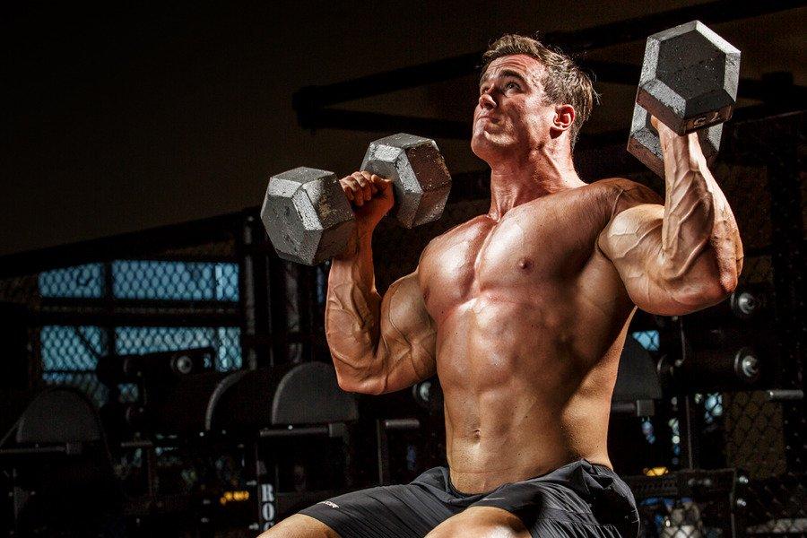 Volgens sommigen de meest extreme trainingstechniek voor spiermassa, de rest – pause sets