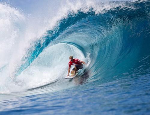 Trainen voor golfsurfen