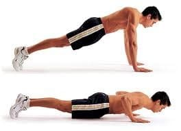 Normal push-up