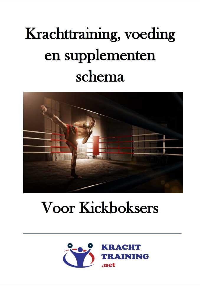 Schema-voor-kickboksers-voorkant
