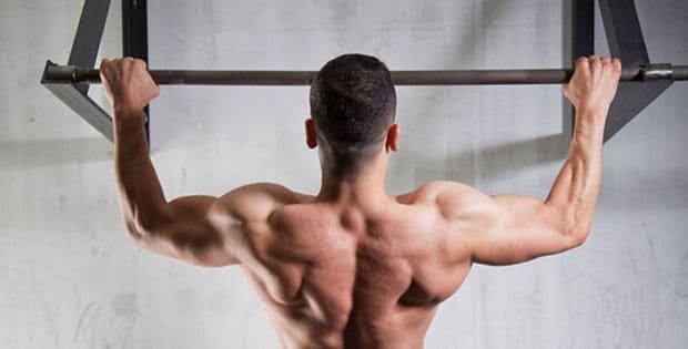 pull-ups training