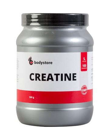 100% Creatine Monohydraat