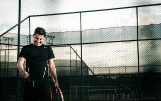 krachttraining tennis