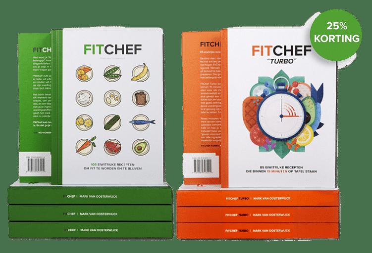 Fitchef Turbo 85 eiwitrijke recepten binnen 15 minuten klaar