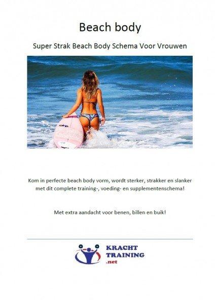 Beach Body schema