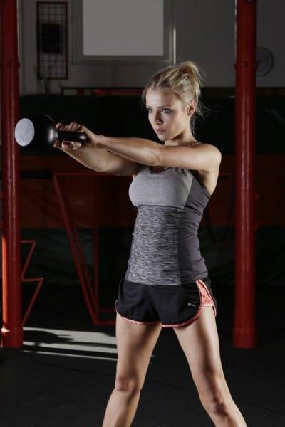 strakker lichaam kettlebell training