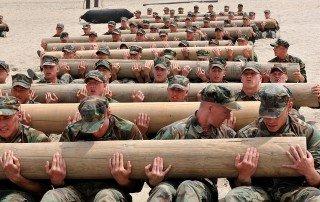 sterkste soldaat