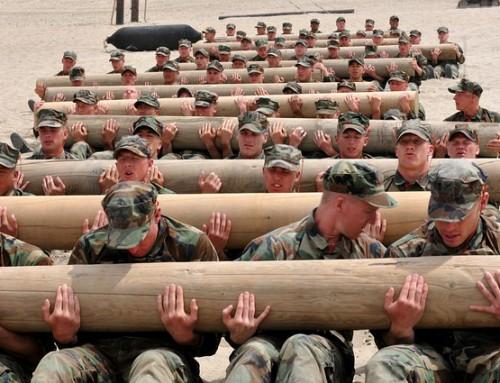 Hoe de sterkste soldaat ter wereld traint inclusief trainingsschema