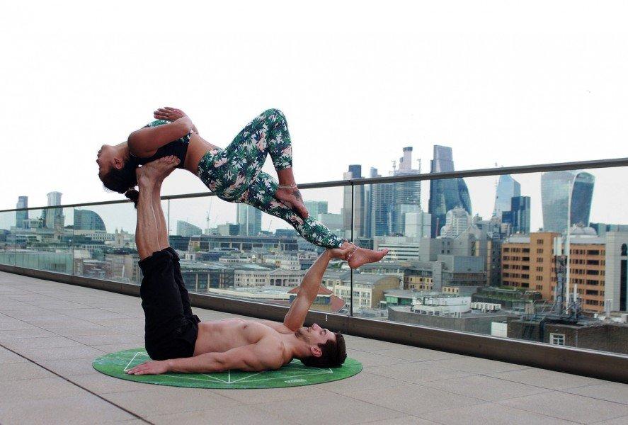 yoga mindfullness levensverlenging