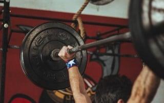 Eerst grote spiergroepen trainen