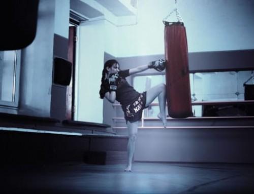 Krachttraining voor vechtsporters