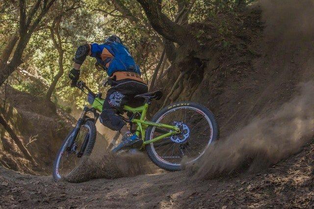 Mountainbike krachttraining schema